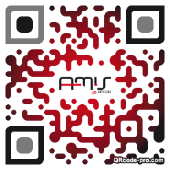 QR code with logo 1Cau0