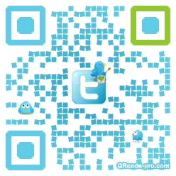 QR code with logo 1Cc40