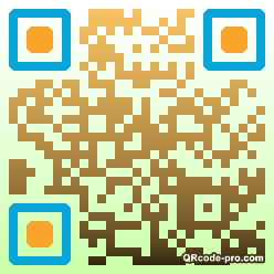 QR code with logo 1CcB0