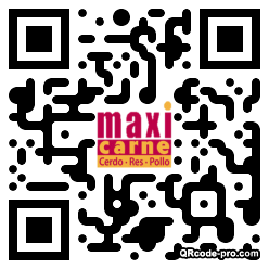 QR code with logo 1CcE0