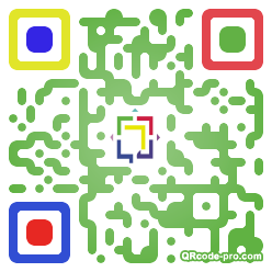 QR code with logo 1CcL0