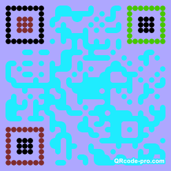 QR code with logo 1CcW0