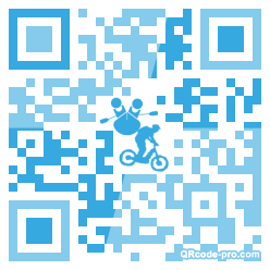 QR code with logo 1Cd20