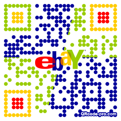QR code with logo 1Cd30