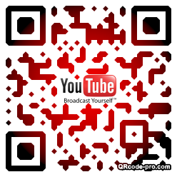 QR code with logo 1Ce30