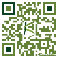 QR code with logo 1Cif0