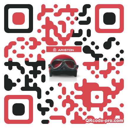 QR Code Design 1CkM0