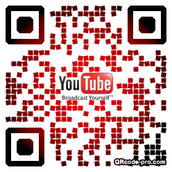 QR code with logo 1ClS0