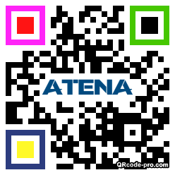 QR code with logo 1CmB0