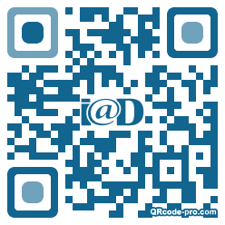 QR code with logo 1CnT0