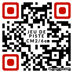 QR code with logo 1CpN0