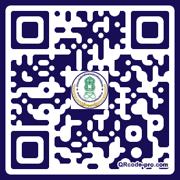QR code with logo 1Crd0
