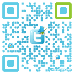 QR code with logo 1CsG0