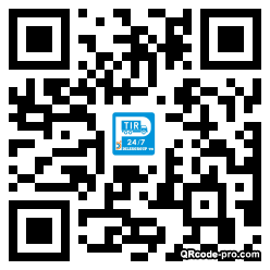 QR code with logo 1CsT0