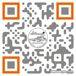 QR code with logo 1D070