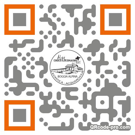 Diseño del Código QR 1D070