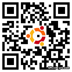 QR code with logo 1D0Y0