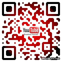 QR code with logo 1D3S0