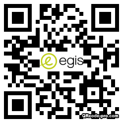 QR code with logo 1D930