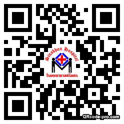 QR code with logo 1D9N0