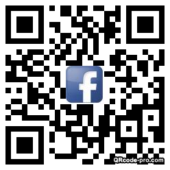 QR code with logo 1D9l0
