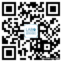 QR code with logo 1DBi0