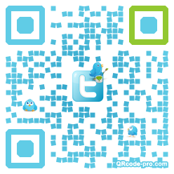 QR code with logo 1DFs0
