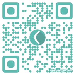 QR code with logo 1DHr0