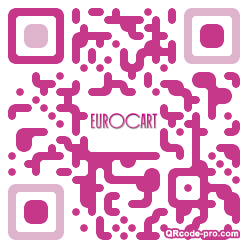 QR code with logo 1DIW0