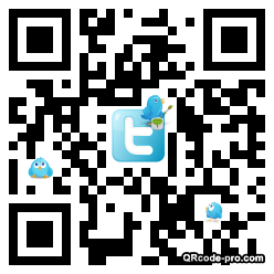 QR code with logo 1DJw0