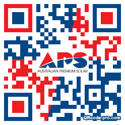QR code with logo 1DMr0