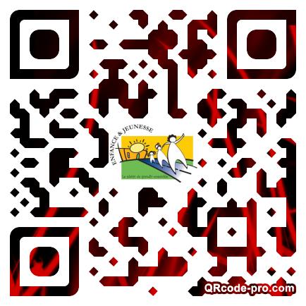 QR Code Design 1DNq0