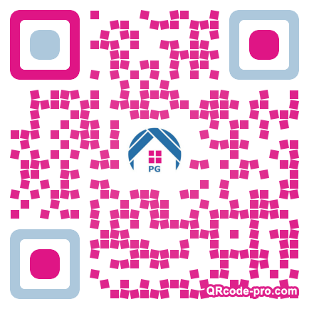 QR code with logo 1DQO0