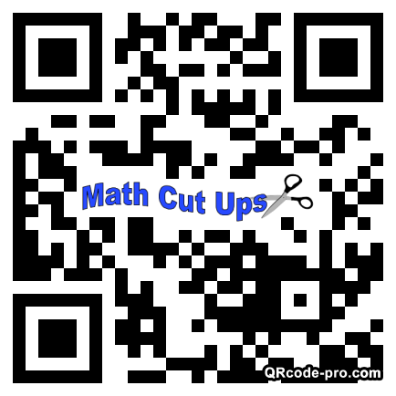 QR code with logo 1DQv0