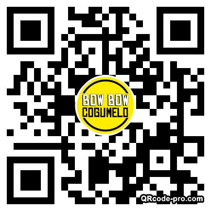QR code with logo 1DQw0