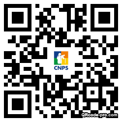 QR code with logo 1DS60