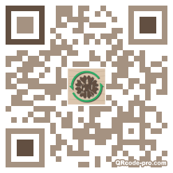 QR code with logo 1DTG0