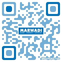 QR code with logo 1DUC0