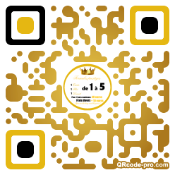 QR code with logo 1DUR0