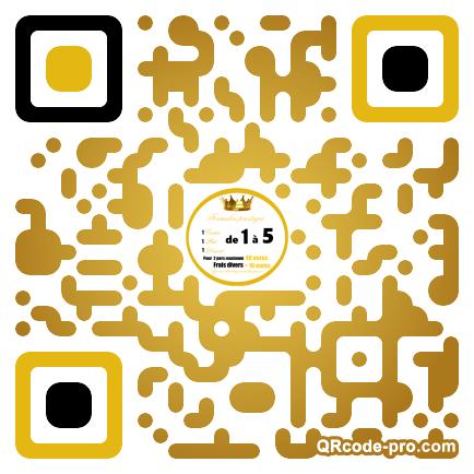 QR Code Design 1DUR0