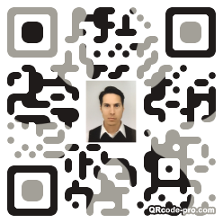 QR code with logo 1DYV0