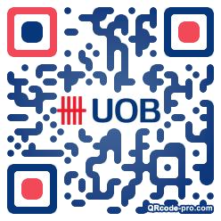 QR code with logo 1DZk0