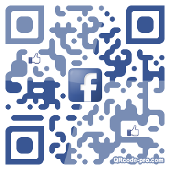 QR code with logo 1Dc50
