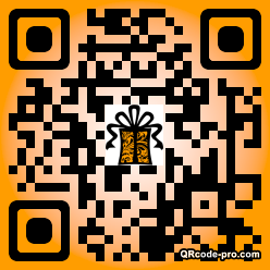 QR code with logo 1DcA0