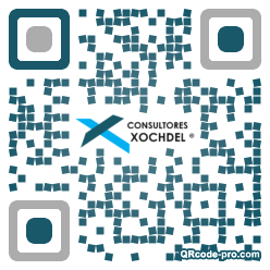 QR code with logo 1DdQ0