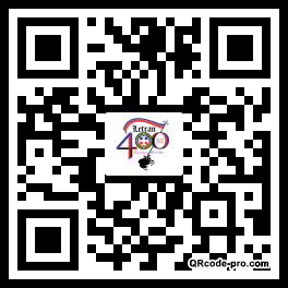 QR code with logo 1DeH0
