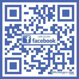 QR code with logo 1DeO0