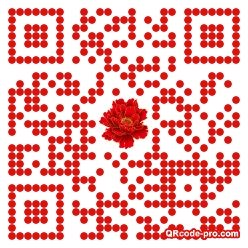 QR code with logo 1Dfe0