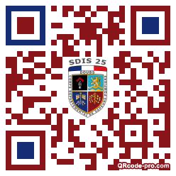 QR code with logo 1Dgd0