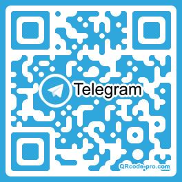 QR code with logo 1Dgi0